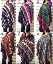 Southwest Soft Warm Blanket Women Shawl Wrap Stole Scarves  For Winter USA