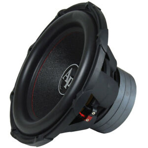 "Audiopipe TXX-BDC3-15 15"" 2400W Car Audio DVC Dual 4 Ohm High Power Subwoofer"