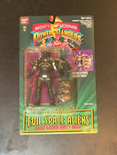 Mighty Morphin Power Rangers Evil Space Aliens Sword Slashing Knasty Knight