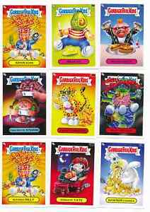 2021 GARBAGE PAIL KIDS GPK Series 1 Food Fight Complete Base Set 200 w Wrapper