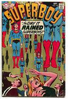 Superboy 159 DC 1969 VG Neal Adams Lois Lane 95 Ad Superman