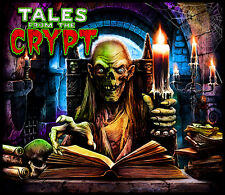 Tales from the Crypt Pinball Alternate Translite