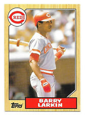 2010 Topps Cards Your Mom Threw Out Original Back Barry Larkin #152