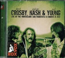 CROSBY,NASH & YOUNG - Live at the Winterland , CA 1972 ( Brand new & sealed)