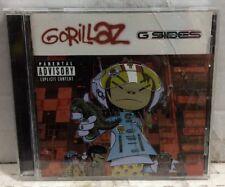 Gorillaz G Sides Promo CD