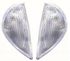 para FIAT SEICENTO 1998-2001 Luces Intermitentes Delanteras Transparentes 1 Par
