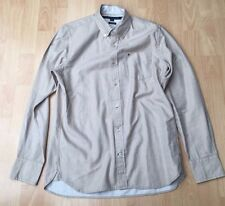 Tommy Hilfiger Mens Shirt Beige SP