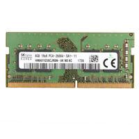 For SK Hynix 8GB 1RX8 PC4-21300S PC4-2666V DDR4-2666Mhz Laptop SODIMM RAM Memory