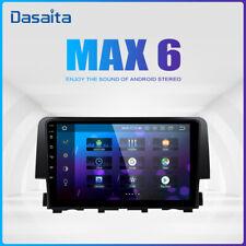 Car Stereo Android 9.0 for Honda Civic Radio Audio Head Unit GPS Navigation DSP