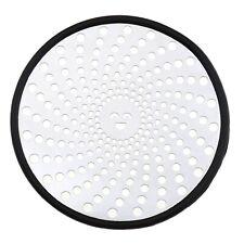 1x Abflusssiebe Duschabfluss Schutz Haar Falle Fänger Abdeckung für Küche Bad