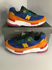 New Balance 992 Men's Size 5 MultiColor M992MC Made In The USA New Running Shoes