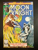 MOON KNIGHT #5b (1981 MARVEL Comics) VG Book