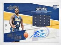 2015-16 Absolute Tools of the Trade Rookie #26 Rakeem Christmas Auto Jersey /99