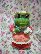 New Frog Figure Sewing