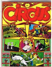 CIRCUS no 1  (1975) FOREST / GODARD / RIBERA / BUZZELLI / MACEDO / GOETZINGER...