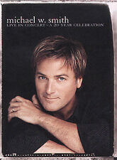 Michael W. Smith - Live in Concert: A 20 Year Celebration Collectible DVD Oct.03