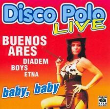 Disco Polo Live - Baby, baby (CD)   NEW  POLISH