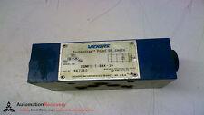 VICKERS DGMPC-5-BAK-30 PILOT OP. CHECK MAX 4570 PSI, NEW* #147605