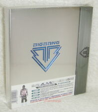 Big Bang Vol.5 Alive Taiwan Ltd CD+PVC Poster (G-DRAGON metal case ver.)Big Bang