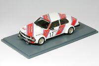 1:43 BMW 320i E21 - Timo Mäkinen - Rallye Monte Carlo 1980 -  Neo 45227