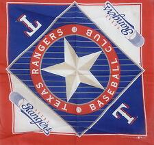 Texas Rangers bandanna / Texas Rangers Flag