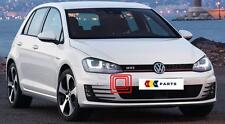 VW GOLF VII GTI GTD 13-16 NEW GENUINE FRONT BUMPER TOW HOOK COVER CAP 5G0807241A
