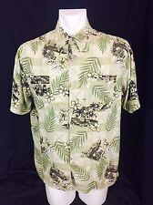 Hathaway Hawaiin Shirt. Men's. Large. Excellent.
