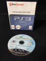 Playstation PS3 LittleBigPlanet 2 Special Edition In Ugly GameStop Case