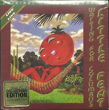 Little Feat Waiting For Columbus MFSL ORO docd NUOVO OVP SEALED LIMITED-EDITION