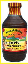 Walkerswood Spicy Jamaican Jerk Marinade 17oz / 500ml