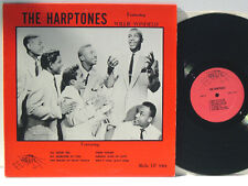 Harptones ,The - feat. Willie Winfield - LP Relic mint-