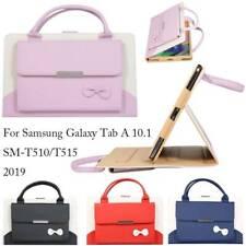 Woman Handbag Wallet Case Cover For Samsung Galaxy Tab A 10.1 2019 T510 T515