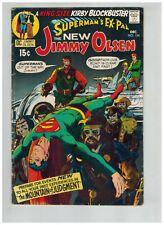 Superman's Pal Jimmy Olsen 134  1st Darkseid  1970 Jack Kirby VG+ Classic!