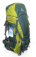 DEUTER trekking backpack AIRCONTACT 65+10, NEW, FREE worldwide shipping
