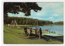 LANARK LOCH: Lanarkshire postcard (C13880)