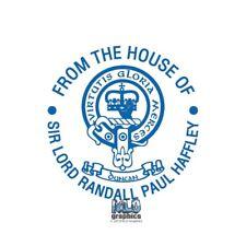 CUSTOM ORDER DONNACHAIDH DUNCAN CLAN CREST vinyl sticker Scottish