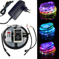 Magic Dream Color 5M 5050 Fairy SMD150 Led Strip Light 133 Effect RF Remote Lamp