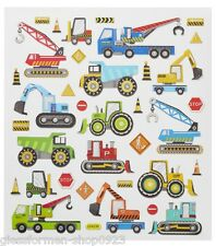 Hobby - Design - Sticker *Baufahrzeuge II* 3452449 NEU