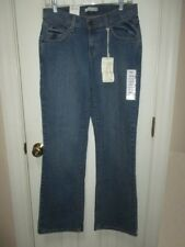 NWT NEW LEVI'S 520 CURVY FIT STRETCH BLUE JEANS WOMENS SIZE 6
