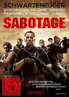 Sabotage - Uncut Version (Arnold Schwarzenegger)                     | DVD | 074
