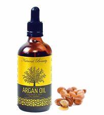 Natives Arganöl 100ml für Haut Haar und Wimpern 100% naturrein Marokko Argan öl