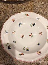Villeroy U0026 Boch 1748 Pette Fleur 7 Soup Bowl Luxembourg Vitro  Porcelain