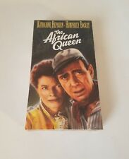 New Factory Sealed The African Queen Vhs Kathrine Hepburn Humphrey Bogart