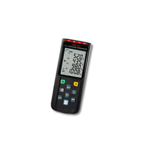 Wireless Thermometer Datalogger (K,J,E,T,N,S,R-Type, 4 Inputs)  - CENTER521