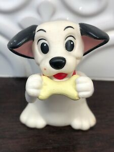 Mc Donalds Happy Meal Toy, 101 Dalmations Moveable Arms With Bone