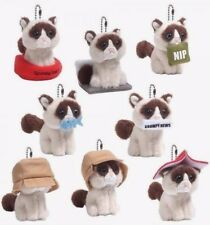 GUND Grumpy Cat Surprise Plush Keyring Mystery Blind Box Series 1 (4059936EU)