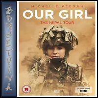 OUR GIRL -  THE NEPAL TOUR *BRAND NEW DVD***