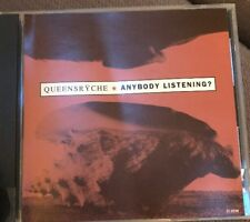Queensr˜yche Is Anybody Listening? CD Single Empire Rush Dream Theater Opeth Dio