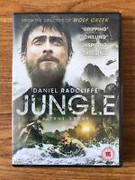 Jungle (DVD, 2017) Brand New Sealed - Daniel Radcliffe