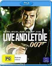Live And Let Die (007) : NEW  Blu-Ray